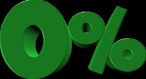 Null-Prozent-Finanzierung